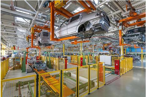 汽车制造净化铝材应用