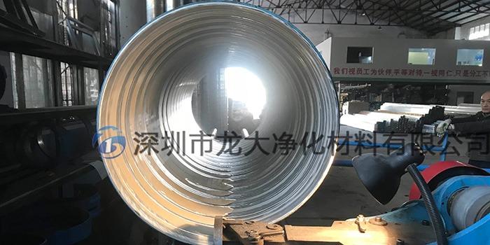 通风管道风管制作材料应该怎么选择?