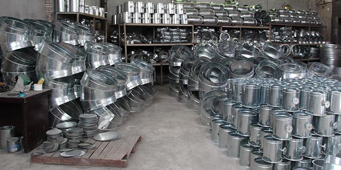 龙大不锈钢焊接风管的特点有哪些?
