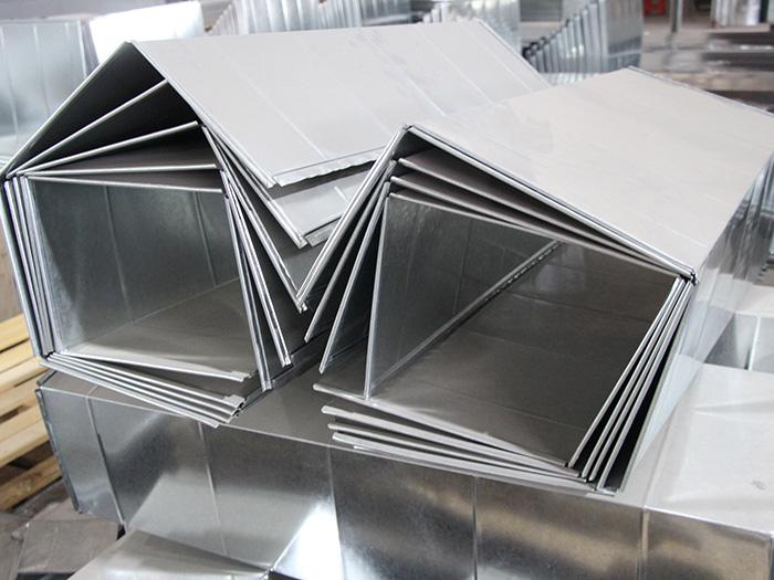 华为技术有限公司镀锌板风管合作案例