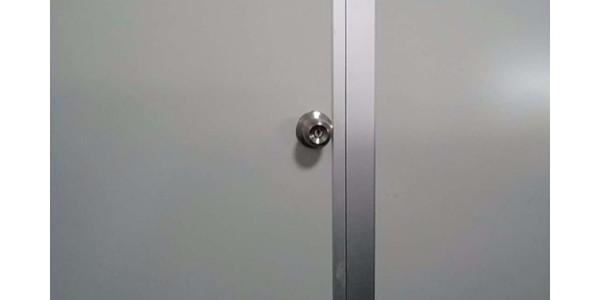 无尘车间的304不锈钢执手锁