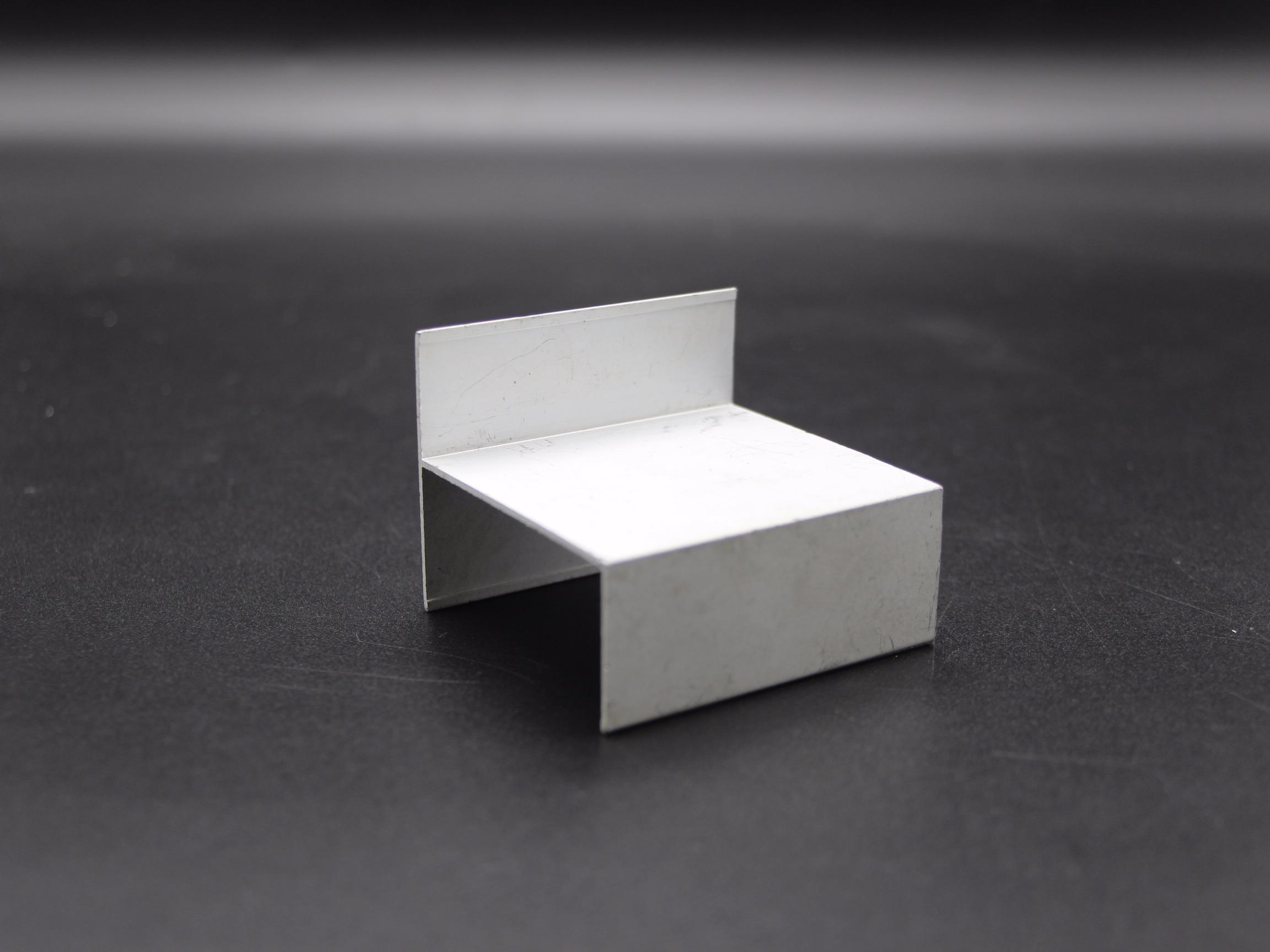 净化铝材 四字铝/4字槽