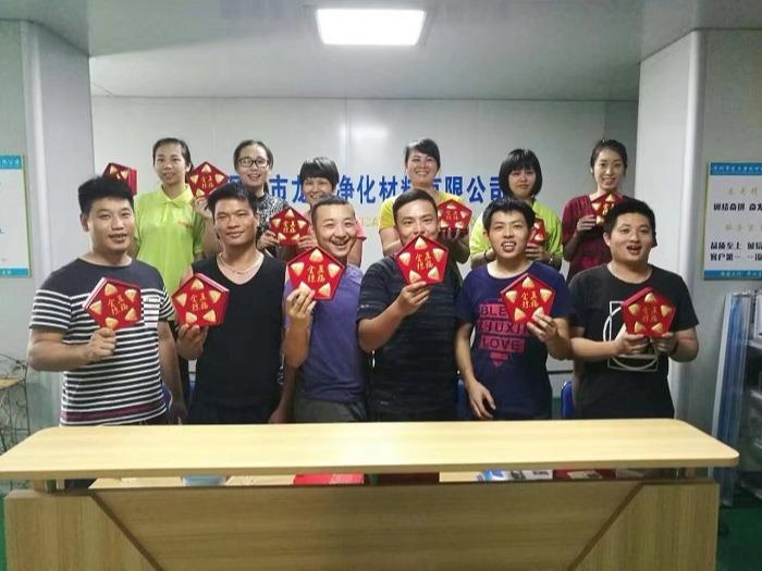 龙大公司团队