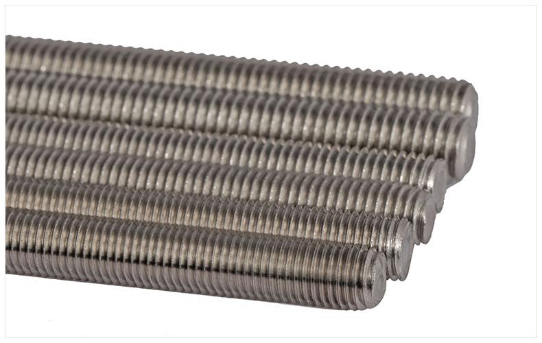 细牙反牙全牙丝杆螺杆螺柱牙条通丝8M10M