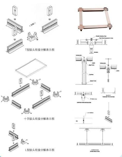 FFU龙骨组装图