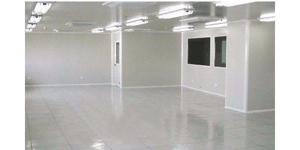 洁净室施工验收标准