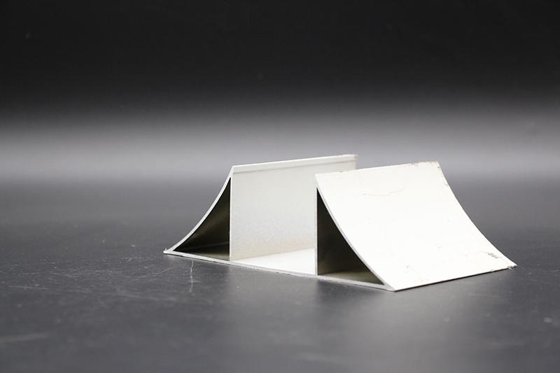 净化铝材双R槽