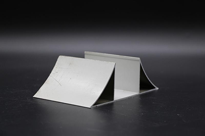 龙大净化铝材双R槽